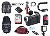 Zoom Q4n Handy Video Recorder + The Creator Bundle