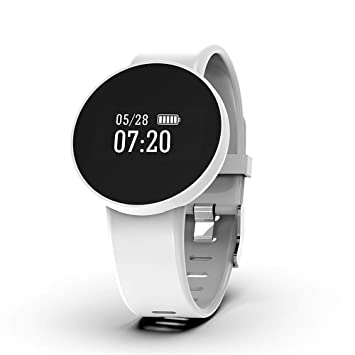 WangLx Watch Digital Smartwatch con Pulsómetro,Impermeable ...