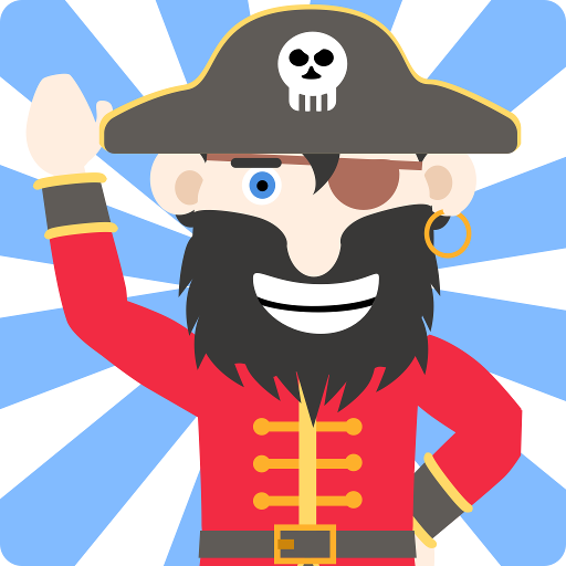 Pirate Treasure Maths – Fun kids addition learning game for little pirates aged 3 and over ()