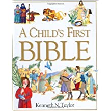 A Child's First Bible, With Handle