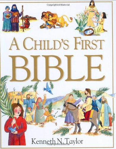A Child's First Bible (with handle)