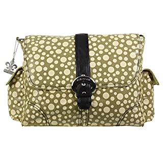 Kalencom Buckle Bag, Bubbles Melon
