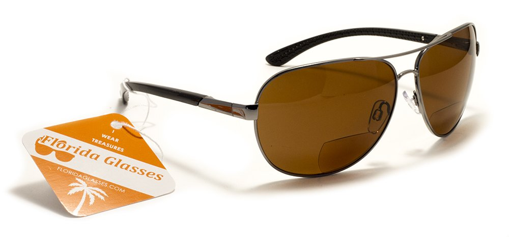 Vin Diesel Style Polarized Bifocal Sunglasses Sun Readers
