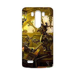 Artistic antique house Cell Phone Case for LG G3
