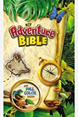 NIV, Adventure Bible Lenticular (3D Motion), Hardcover, Full Color, 3D Cover Hardcover
