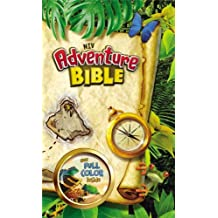 NIV, Adventure Bible Lenticular (3D Motion), Hardcover, Full Color, 3D Cover