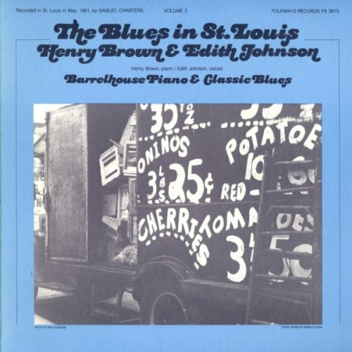 UPC 093070381520, Blues in St. Louis 2: Henry Brown & Edith Johnson