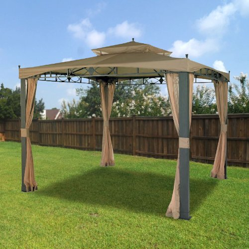 Melbourne Gazebo Replacement Canopy - RipLock 350