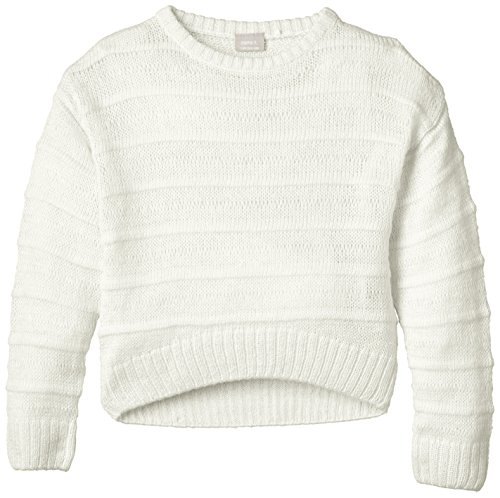 NAME IT Nitlilate K Ls Knit 515 - Suéter Hombre cloud Dancer