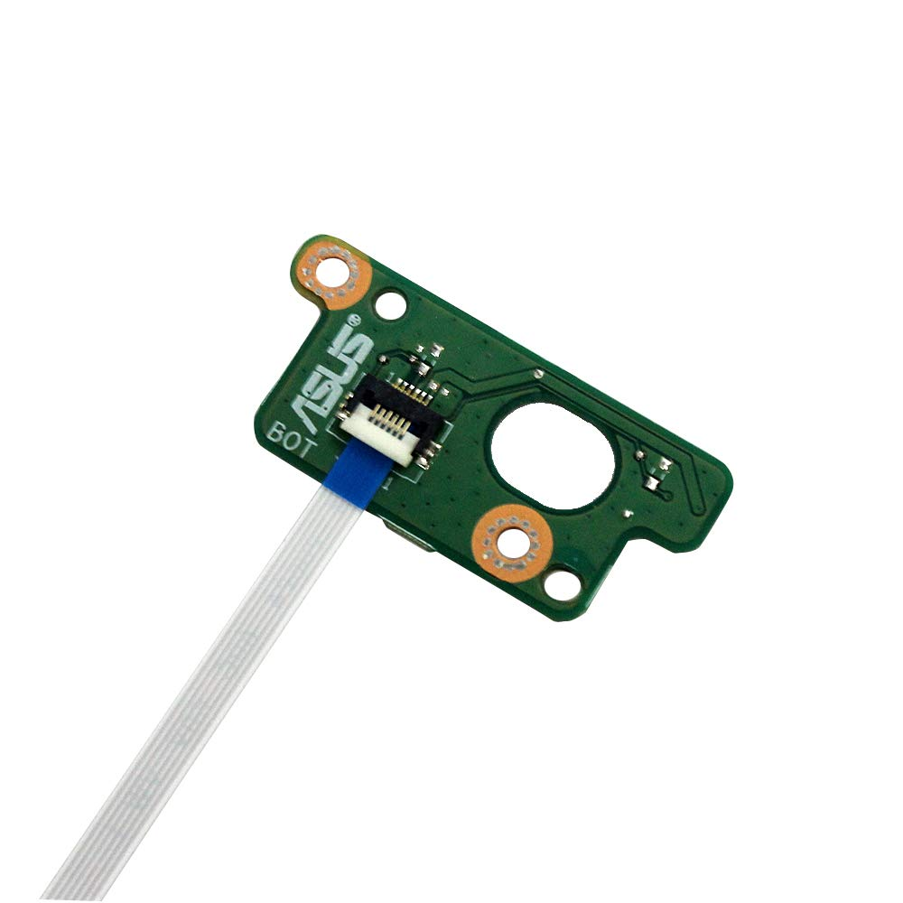 GinTai Power Button Board Replacement for Asus X551 X551C X551CA X551M X551MA X551MAV F551 F551M F551MA 35XJCP80000 60NB0340