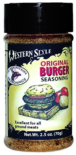 (Western Sizzle Seasonings - Original Burger)