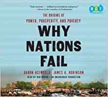 Why nations fail paper