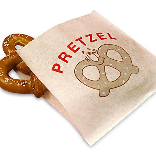 7 X 6-3/4 Pretzel Bags | Quantity: 250 Width 7