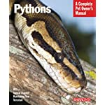 Pythons (Complete Pet Owner's Manual)