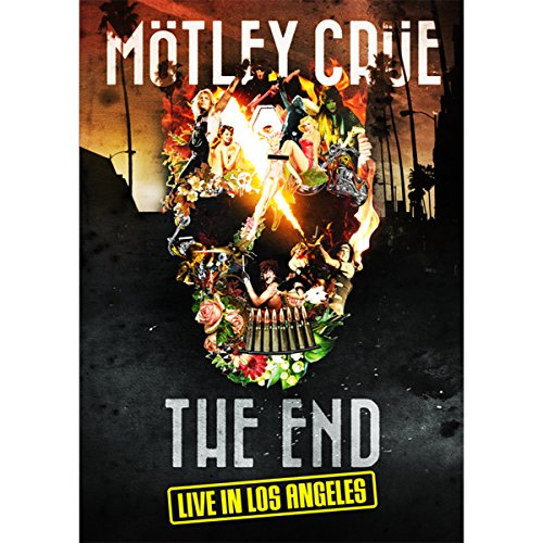 モトリー・クルー / 「THE END」ラスト・ライヴ・イン・ロサンゼルス 2015年12月31日の商品画像