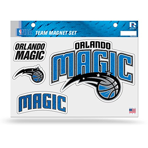 Orlando Magic Decal (NBA Orlando Magic Bling Team Magnet)