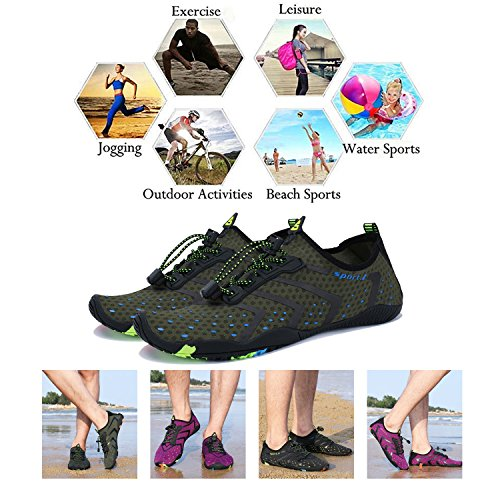 Driving Boating Skin For Walking Shoes Women Aqua Dry Men Swim Beach Swim Beach Lake Khaki1 Socks PENGCHENG Water Park Yoga Barefoot Quick Shoes Surf nZq1O8xBYp