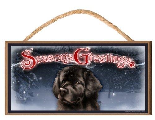 "Newfoundland (Newfie) Dog ""Season"