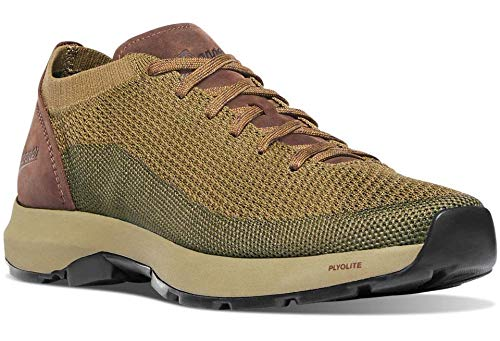 Danner Men's Caprine Low Shoe, Olive/Pinecone - 13 D