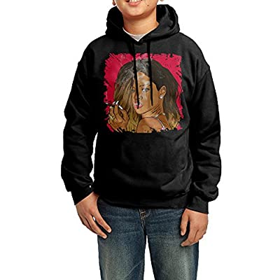 Youth Teenagers Pretty Rihanna Hoodie Sweatshirt