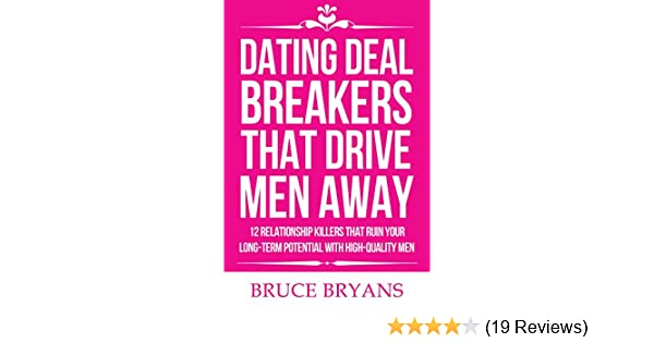 relationship deal breakers for men