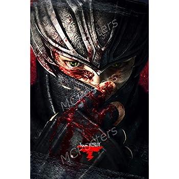 Amazon.com: MCPosters Ninja Gaiden 3 Razors Edge Ryu PS3 ...