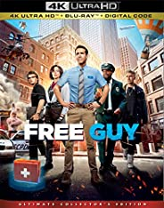 Free Guy Feature