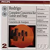 Rodrigo: Complete Concertos for Guitar and Harp incl. Concierto de Aranjuez