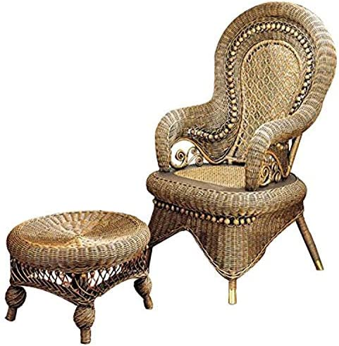Spice Islands Country Arm Chair