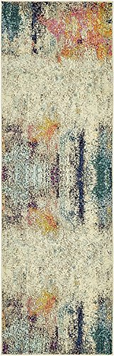 (Island Collection Modern Contemporary Rugs Living Dinning Bedroom Area Rug 2' 2