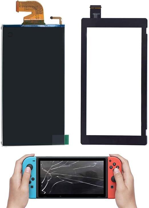 Pantalla LCD y Reemplazo de Pantalla Táctil Digitalizador para Nintendo Switch: Amazon.es: Videojuegos