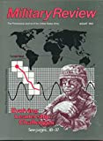 img - for Military Review : Articles- Educating Latin American Military Officers; Yugoslav People's Army; Japanese Submarine Operations in the Pacific WWII; A Successful Soldier knows History (Journal) book / textbook / text book