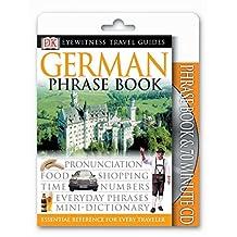 Eyewitness Travel Guides: German Phrase Book & CD