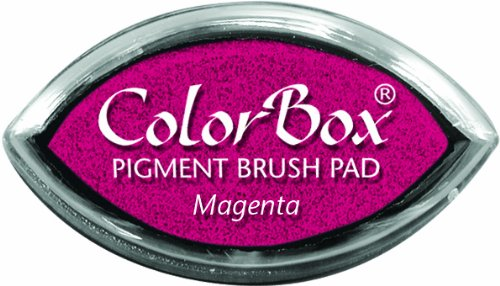 Clearsnap ColorBox Pigment Cat's Eye Inkpad, (Cats Eye Pigment)
