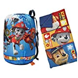 Paw Patrol Kids Sleeping Bag with Carry Sling