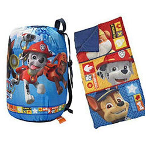 Paw Patrol Kids Sleeping Bag with Carry Sling by Paw Patrol