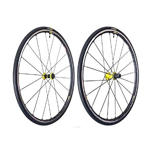 Mavic Ksyrium Elite UST Pair M-25 - Graphite Black