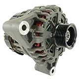 DB Electrical AVA0071 New Alternator For 3.0L 4.3L 5.0L 5.7L 8.1L Volvo Penta Marine Inboard Stern Drive, 3.0Glm 3.0Glp 4.3Gxi Osi 5.0Gl and Others 4-5882 400-40014 12671 18-5882 A0002655300 3862613
