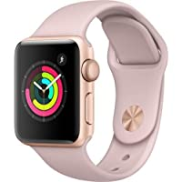 Apple Series 3 (GPS) Gold Aluminum Case Watch