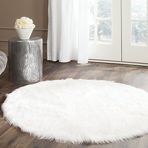 round area rugs 6 feet - 4