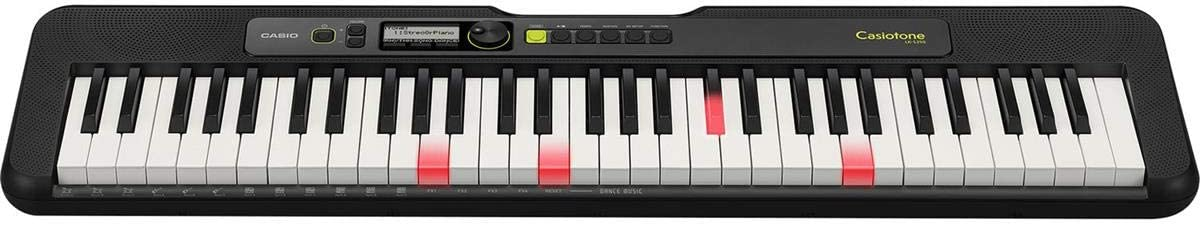 Casio, 61-Key Portable Keyboard with USB (LK-S250)