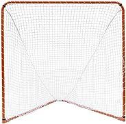 Champion Sports Foldable Backyard Lacrosse Goal (Orange)