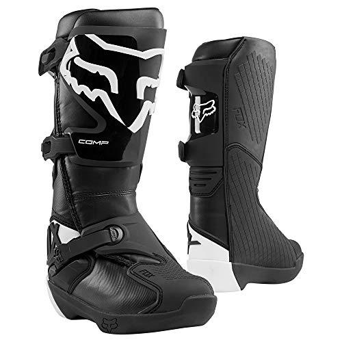 Fox Racing 2020 Women's Comp Boots (8) (Black)