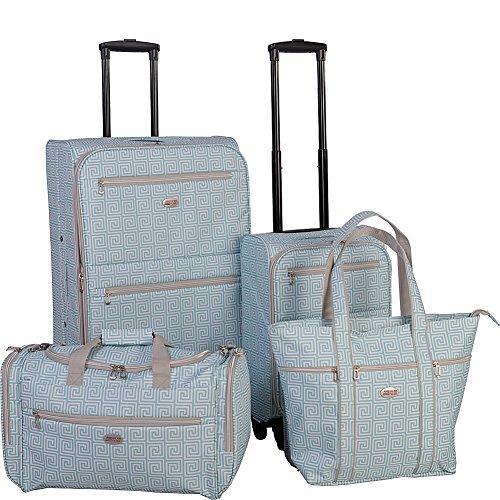 american-flyer-meander-4-piece-luggage-set-teal