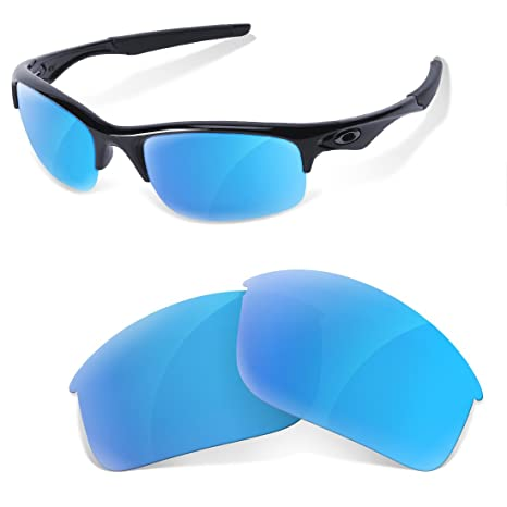 Sunglasses Restorer Lentes de Racambio Polarizadas para Oakley Bottle Rocket Ice Blue