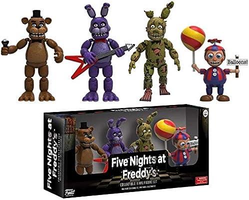 Horror game Five Nights at Freddy's toy Model Teddy Bear
