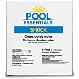 Pool Essentials 25556ESS Shock Treatment, 1-Pound (Pack of 6)