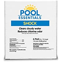 Pool Essentials 25506ESS Shock Treatment, 1-Pound (Pack...