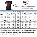 Aganmi Unisex Casual Kobe Shirt,Men's Black Short