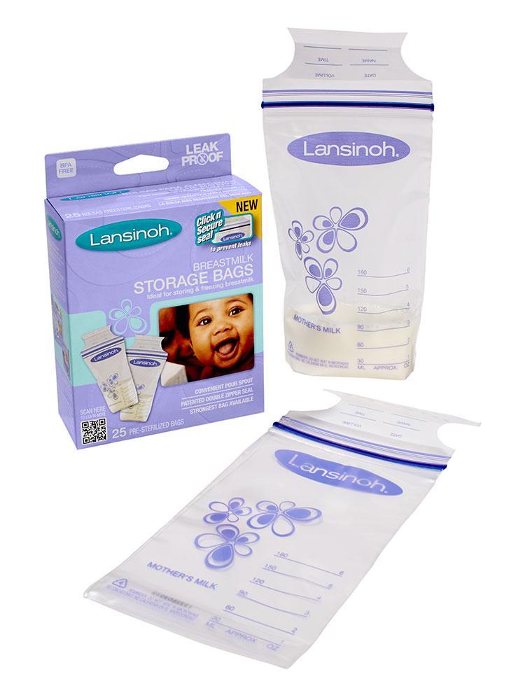 lansinoh breastmilk storage bags | eBay